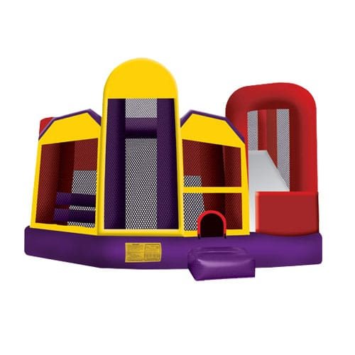 5 in 1 Combo Bounce House rentals in the Scranton Wilkes Barre area
