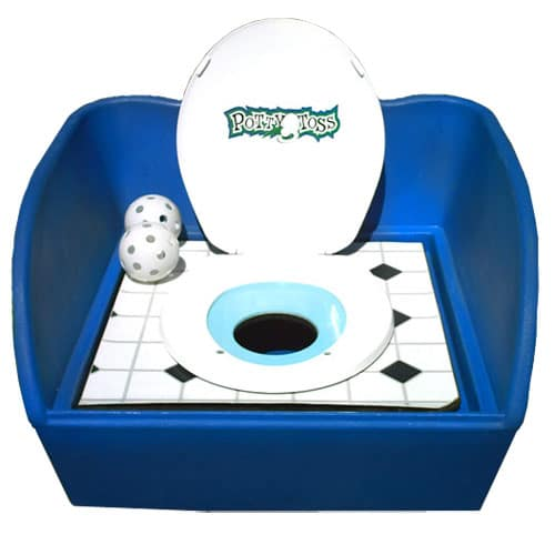 Potty Toss Carnival Game rentals in the Scranton Wilkes Barre area