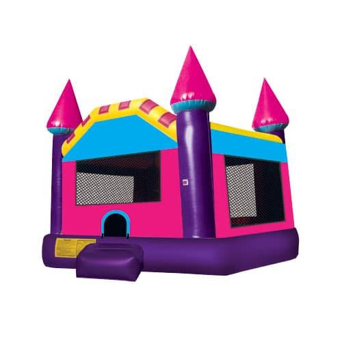 Princess Castle Bounce House rentals in the Scranton Wilkes Barre area