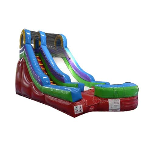 Summer Splash water slide rentals in the Scranton Wilkes Barre area
