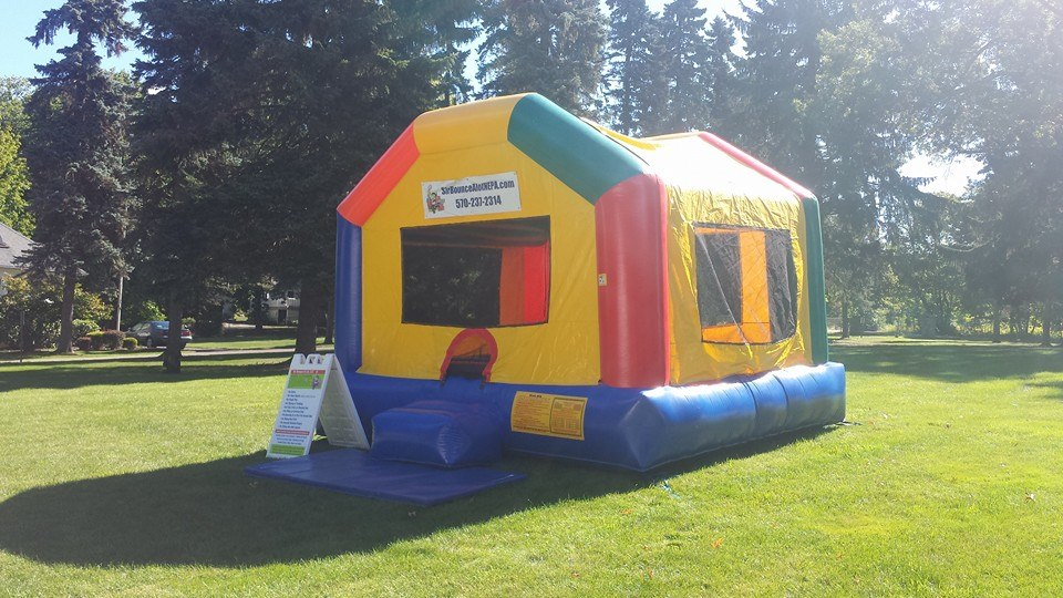 Bounce house rental Wilkes Barre