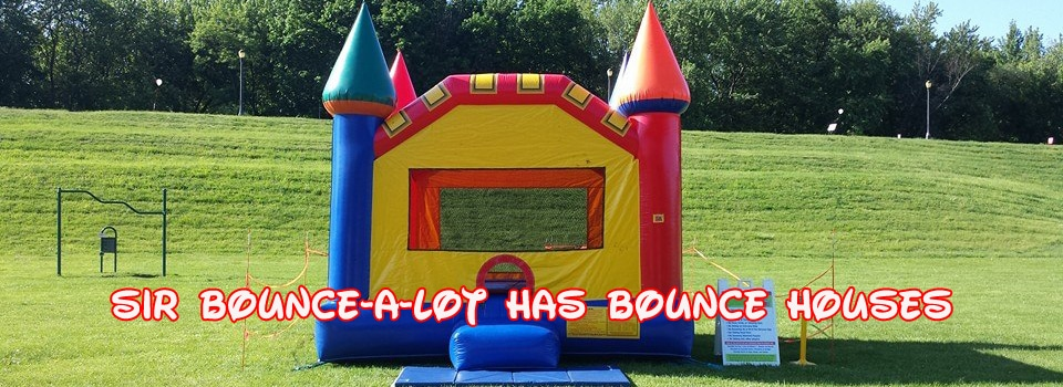 Bounce House And Party Rentals Sir Bounce A Lot