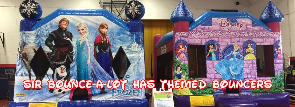 Themed BounceHouse