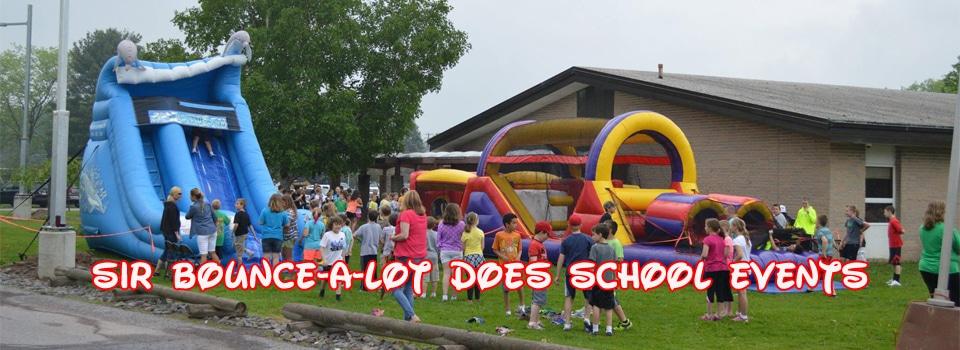 School Field Day Rentals