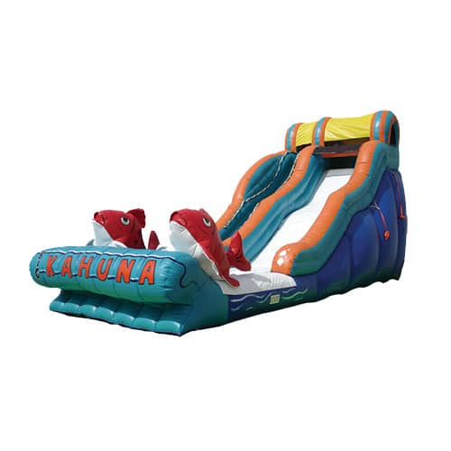Big Kahuna Water Slide rentals in the Scranton Wilkes Barre area