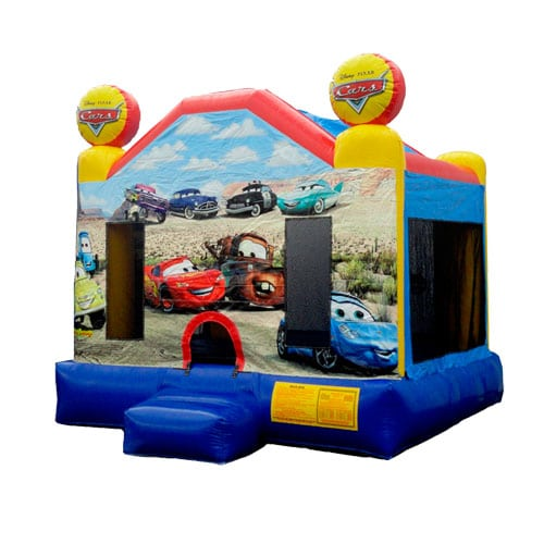 Disney Cars Bounce House Rental in the Scranton Wilkes Barre area