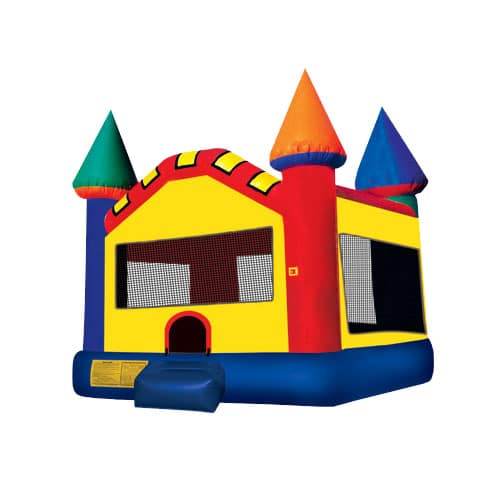 Castle Bounce House rentals in the Scranton Wilkes Barre area