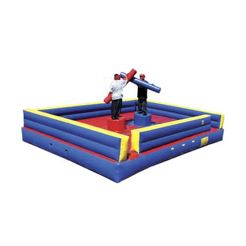 Joust Arena interactive inflatable rentals in the Scranton Wilkes Barre area
