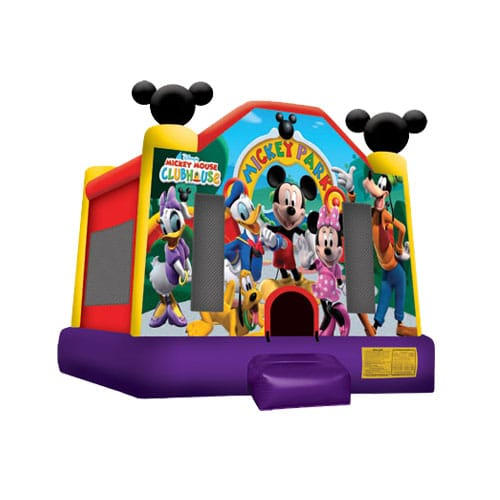 Mickey Mouse Bounce House rentals in the Scranton Wilkes Barre area