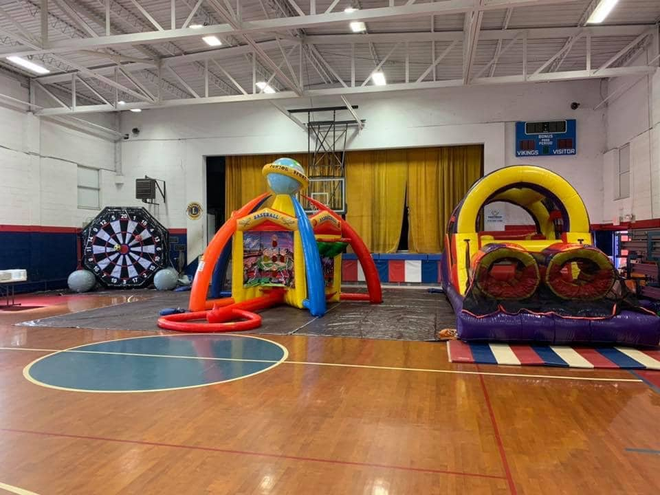 birthday party rentals