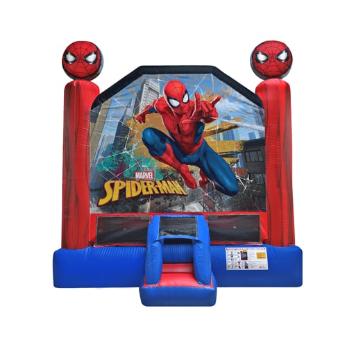 Spider-Man bounce house rental now available in the Scranton Wilkes Barre area.