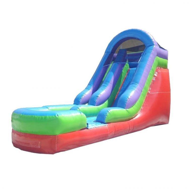 Summer Splash Slide