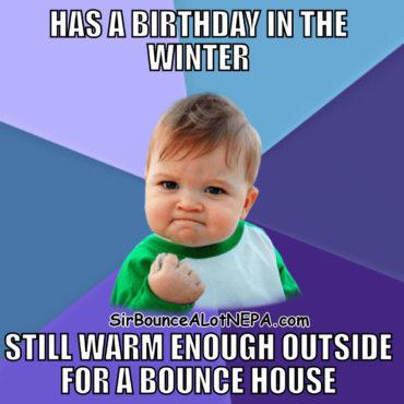Unseasonably Warm Weather
